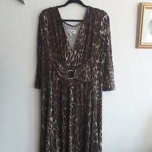 Liz Lange Completely Me Maxi Plus Dress